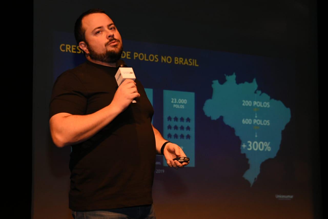 Case da EAD da Unicesumar é apresentado no SADEBR 2019
